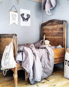 Grey star pattern duvet cover #numero74 #kidsdecor #kidsroom #homedecor