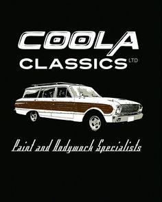 #coolaclassics tee shirt