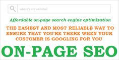 prodana: perform on page SEO for your site for $5, on fiverr.com
