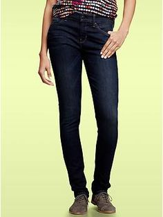 1969 mid-rise always skinny jeans | Gap    I love a good mid-rise.