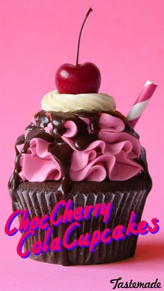 Everything means more with a cherry on top.
