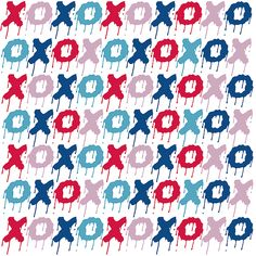 Pattern X O Fleece Blanket for Sale by Mark Ashkenazi #fleeceblanket #gift #sherpablanket