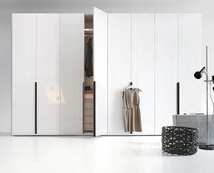 Wardrobe Hinged Doors - Lema - Forza