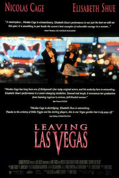 Leaving Las Vegas (dir. Mike Figgis, 1995)