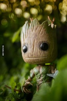 Groot - Funko Pop! bobble head toy - Guardians of the Galaxy