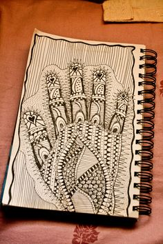 doodle hand by sheryllp