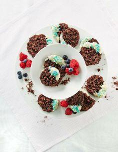 Suklaa-kauralastut - chocolate oatmeal cookies