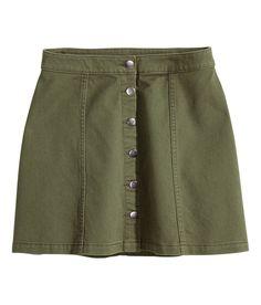 A-line Skirt  | H&M Divided