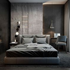 Home Decor Bedroom 10 Magnificent Dark Bedrooms That You Will Fall In Love With.Home Decor Bedroom 10 Magnificent Dark Bedrooms That You Will Fall In Love With Home Decor Bedroom, Modern Bedroom, Bedroom Wall, Dark Bedrooms, Bed Room, Bedroom Sofa, Bedroom Ideas, Best Interior Design, Interior Design Living Room