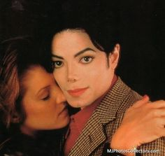 Michael Jackson & Lisa Marie