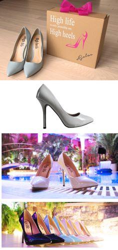High heels classic pumps  brad: High life is only possible on High heels  www.facebook.com/highlifehighheels  http://www.ebay.pl/itm/251466119946?ssPageName=STRK:MESELX:IT&_trksid=p3984.m1555.l2649  http://allegro.pl/oryginalne-buty-szpilki-szpic-czolenka-hit-i4026621101.html