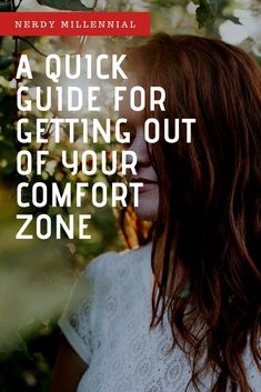A Quick Guide To Getting Out Of Your Comfort Zone - Nerdy Millennial Wisdom Quotes, Life Quotes, Quotes Quotes, Team Building Quotes, Believe Quotes, Natural Health Tips, Sport Quotes, Motivational Posters, Positive Mindset
