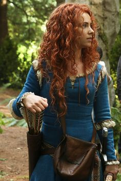 Season 5 D23 panel: Merida, Camelot and Dark Swan teases