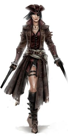 Lady Black - Assassin's Creed Wiki