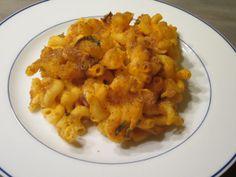 Mac & Kohlrabeese veganes Maccaroni and Cheese mit Kohlrabi