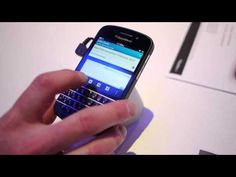 PhoneArena presents a video demonstration of the BlackBerry Q10.    http://www.phonearena.com/news/RIM-BlackBerry-Q10-first-look_id39284  For more details, check out our web site: http://www.phonearena.com/