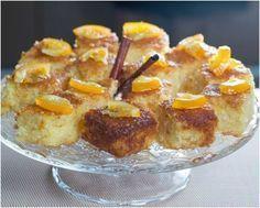 Πορτοκαλόπιτα τύπου κέικ με απίθανη γεύση ! ~ ΜΑΓΕΙΡΙΚΗ ΚΑΙ ΣΥΝΤΑΓΕΣ