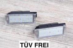 a 2x top led iluminacion de la matricula dacia logan pick up us 16 mpi 85n06