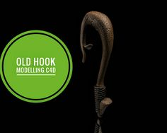 Cinema4D hook midelling & sculpting