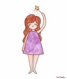 Sometimes you gotta sprinkle yourself with the magic of fairy dust.