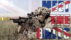 Meet the British soldiers leading NATO's spearhead force in 2017