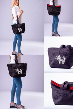 Limited edition handmade bags made with love for you to enjoy - one only
