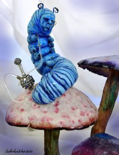 Alan did the voice for the blue caterpillar in the 2010 Tim Burton version of Alice in Wonderland.