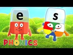 Phonics - ABC Adventures | Learn to Read with the Alphablocks - YouTube Phonics Sounds, Learn To Read, Spelling, Improve Yourself, Challenges, Family Guy, Adventure, Learning, Youtube