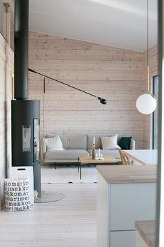 Summer House Interiors, Log Home Interiors, Cottage Interiors, Inside A House, My Ideal Home, Eclectic Living Room, Aesthetic Room Decor, Cabin Design, Scandinavian Home