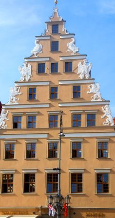 We decided to visit the capital of Lower Silesian county – Wrocław.