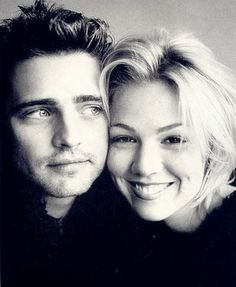 Brandon & Kelly - Beverly Hills 90210 - I loved this show.  I still like to watch the reruns.