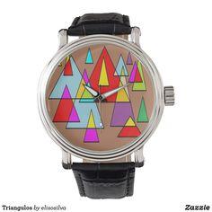 Triangulos Relojes
