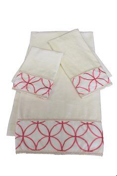 Decorative Bath Towel Sets Enchanting Abingdon Decorative 3 Piece Towel Set  Towels  Pinterest  Towels
