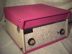 "Dansette ""Challenge"" record player"