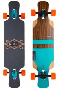 My longboard! Should be arriving soon! Globe Geminon
