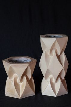 Vases ASTROID WAVE Vx by ARTURASS