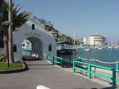 Catalina Island. That first Newport-1960