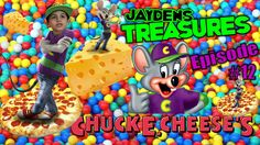 Chuck E Cheese Family Fun Play Time Kids Video Childrens Games toys reviews kids toy reviews familyfun indoor fun pizza kids videos giant egg surprises   Jaydens Treasures on youtube for so many COOL videos like Disneyland Petco inflatable jumpers ball pits bouncers kids fun play doh toys blind bags surprises funny videos and more  Jaydens Treasures on youtube ,make sure to subscribe!!