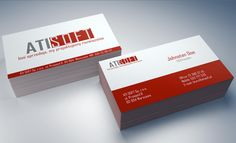 AtiSoft Business Cards