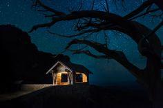 """cottage of solitude"""
