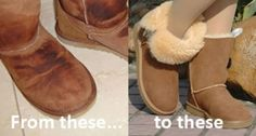 How to Easily Clean UGG Boots at Home (Video)