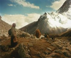 """Everest #9"", 2011, C-print , 43.7 x 54 cm (image size), 45.4 x 55.7 x 3.8 cm (framed size), Edition of 12+AP"