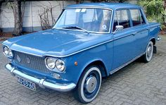 Fiat 1300 (1963) Maintenance/restoration of old/vintage vehicles: the material for new cogs/casters/gears/pads could be cast polyamide which I (Cast polyamide) can produce. My contact: tatjana.alic@windowslive.com