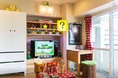 Apartamento temático de Super Mario pode ser alugado - Garotas Nerds