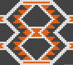 Risultati immagini per mochila bag crochet pattern free Tapestry Crochet Patterns, Bead Loom Patterns, Weaving Patterns, Cross Stitch Patterns, Mochila Crochet, Graph Paper Art, Alpha Patterns, Knitting Charts, Crochet Purses