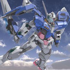ダブルオーガンダム | 00 Gundam