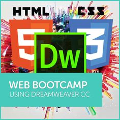 Free Adobe Dreamweaver Tutorial - A step by step guide on how to build an HTML & CSS website.