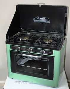 2 Burner Camping Stove and Oven.  Camping will never be the same again.  Enquiries: giglifestyle@gmail.com