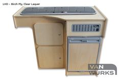 Deluxe-Kompact-VW-T2-T25-Split-Stand-Alone-Unit-Clear-Laquer-02