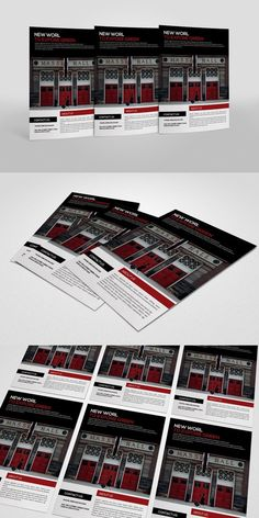Business Analyst Flyer Template. Flyer Templates. $6.00